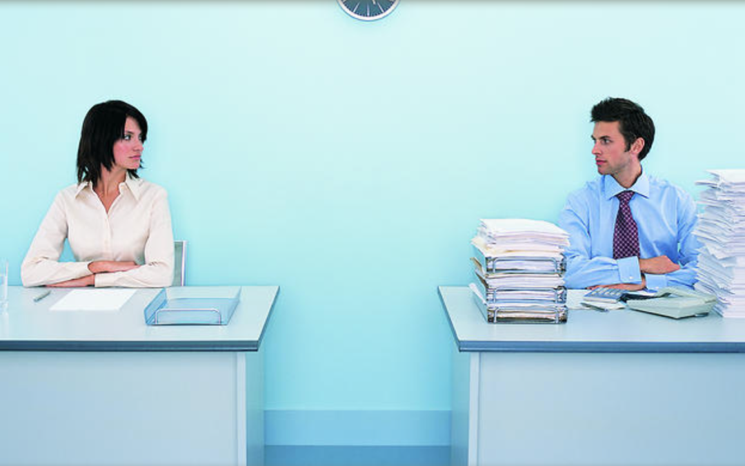 The more we are stressed, the less we can handle a diverse workplace